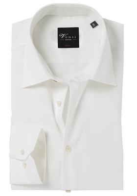 Venti Modern Fit overhemd, beige