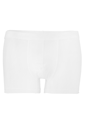 RJ Bodywear, heren boxershort, wit (stretch)