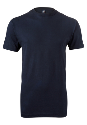 Alan Red T-shirt Virginia, O-hals, donker blauw