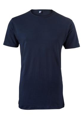 Alan Red stretch T-shirt Ottawa, O-hals, donker blauw