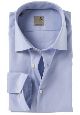 Seidensticker Tailored Fit, mouwlengte 7, blauw