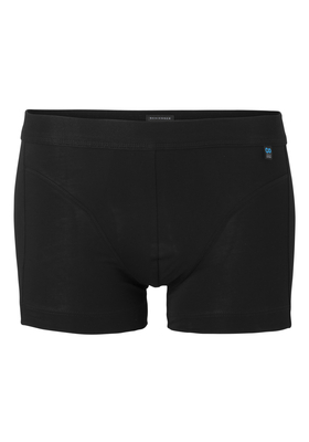 Schiesser Long Life Cotton boxershort, zwart