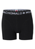 Muchachomalo boxershorts, 2-pack, zwart