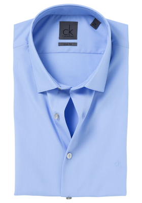 Calvin Klein Slim Fit overhemd (Bari), licht blauw