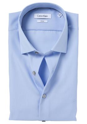 Calvin Klein Fitted overhemd (Cannes), licht blauw