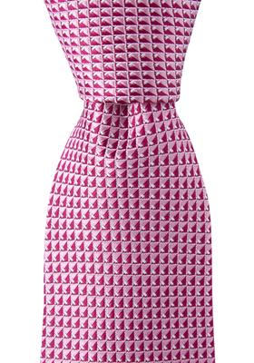 OLYMP smalle stropdas, roze
