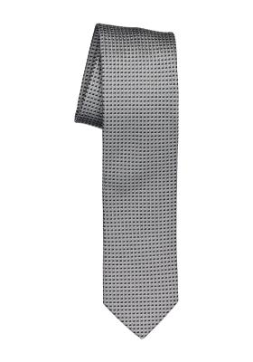 OLYMP smalle stropdas, grijs