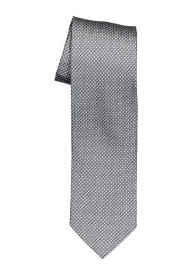 OLYMP stropdas, grijs motief