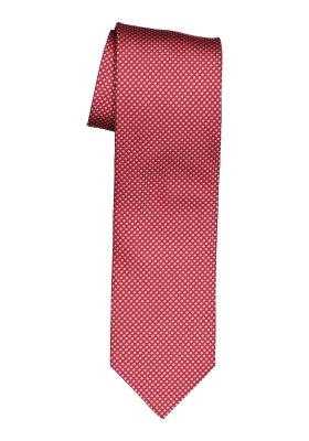 OLYMP stropdas, rood motief