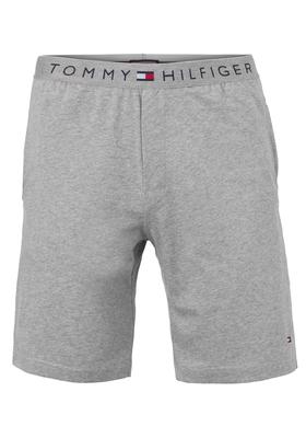 Tommy Hilfiger Korte Broek Heren.Tommy Hilfiger Heren Lounge Korte Broek Dun Grijs Gratis Verzending