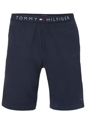 Tommy Hilfiger heren lounge korte broek (dun), blauw