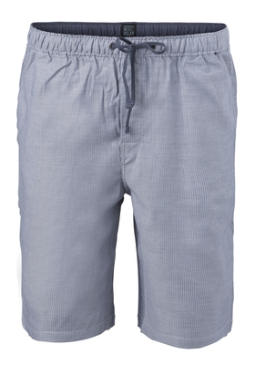 Schiesser heren pyjamabroek kort, antraciet, klassiek model