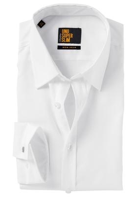 Seidensticker Slim Fit overhemd, wit