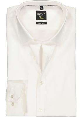 OLYMP No. Six super slim fit overhemd, beige
