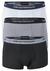 Armani Trunks (3-pack), wit, zwart en grijs