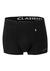 Claesen's Boxers (2-pack), Trunks, zwart