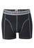 Muchachomalo boxershorts 2-pack, zwart/ grijs