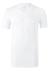 Claesen's T-shirts (2-pack), V-hals, wit