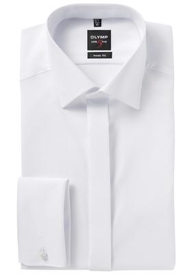 OLYMP Level 5 Smoking overhemd, gladde stof (Kent)