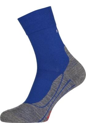 FALKE RU4 heren hardloopsokken, blauw (athletic blue)