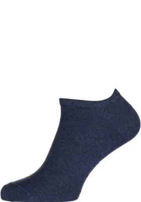 Tommy Hilfiger Sneaker Socks (2-pack), heren enkelsokken katoen, jeans blauw