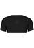 RJ Bodywear The Good Life, Sweatproof T-shirt oksel en rug, zwart