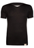 RJ Bodywear The Good Life, Sweatproof T-shirt oksel en rug, zwart