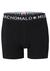 Muchachomalo boxershorts 3-pack, blauw / grijs / zwart