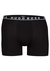 Hugo Boss boxer brief (3-pack), zwart, wit en grijs