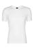 HUGO BOSS stretch T-shirts regular fit (2-pack), heren T-shirts O-hals, wit