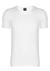 2-pack: Hugo Boss stretch T-shirts Slim Fit, V-hals, wit