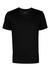 HUGO BOSS T-shirts relaxed fit (2-pack), heren T-shirts V-hals, zwart