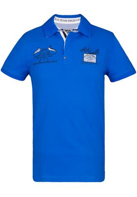 HV Polo Favouritas, Regular Fit polo, kobalt blauw (Ocean)