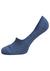 Calvin Klein, Luca herensokken (2-pack), blauw no show sneakersokken