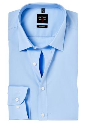 OLYMP Level 5 overhemd, licht blauw