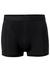 ACTIE: Ten Cate Basics heren boxers (shorty), 3-pack, zwart