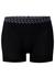 ACTIE: Ten Cate Basics heren boxershorts, 3-pack, zwart