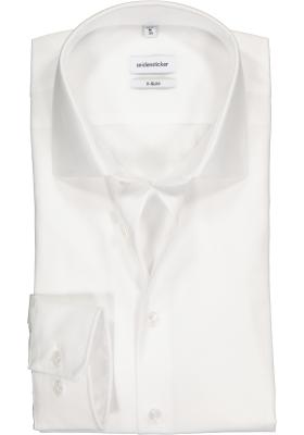 Seidensticker x-slim fit overhemd, wit