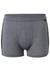 Actie 2-pack: Schiesser Cotton Stretch, heren shorts, grijs