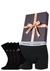 Heren cadeaubox: Calvin Klein boxershort + 2-pack Calvin Klein sokken
