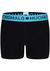 Muchachomalo boxershorts 3-pack, blauw / kobalt / zwart