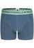 Muchachomalo boxershorts 3-pack, grijs / groen / lichtgroen