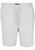 Hugo Boss korte heren lounge broek (dun), grijs