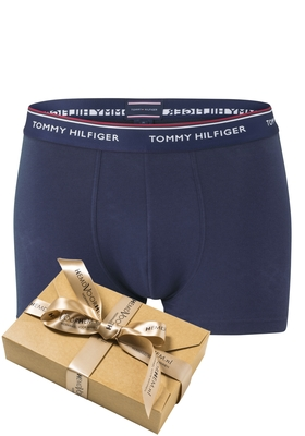 Tommy Hilfiger boxer, blauw (in cadeauverpakking)
