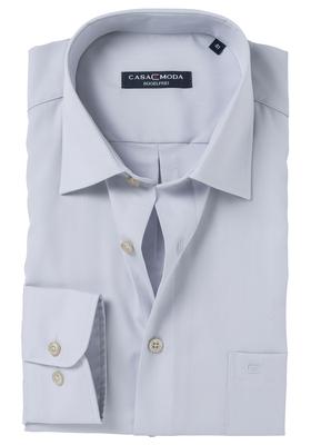 Casa Moda Comfort Fit overhemd, licht grijs