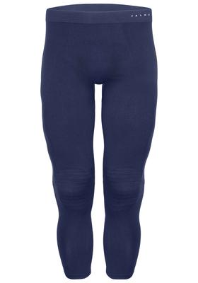Falke maximum warm, thermo broek lang, blauw