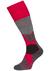 Falke SK1 heren skisokken, rood