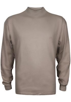 Alan Red T-shirt Illinois, turtleneck, kaki