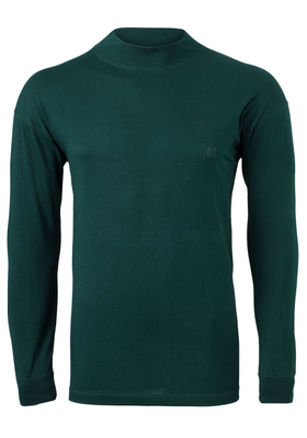 Alan Red T-shirt Illinois, turtleneck,  donker groen