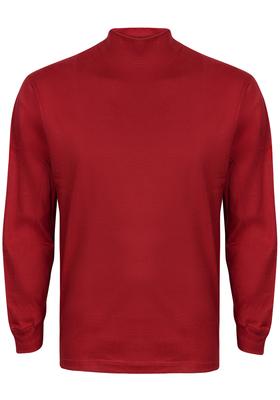 Alan Red T-shirt Illinois, turtleneck, biking red